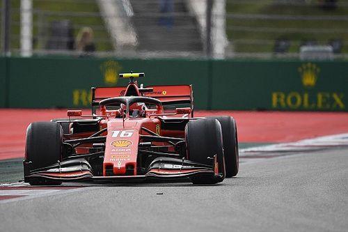 Leclerc 'voa' e faz pole position no Grande Prêmio da Rússia de F1