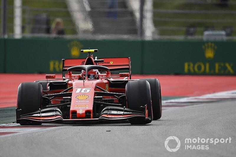 Lo zar Leclerc alla quarta pole di fila con la Ferrari a Sochi