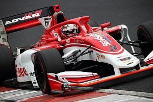 O'Ward logra sus primeros puntos en Super Formula