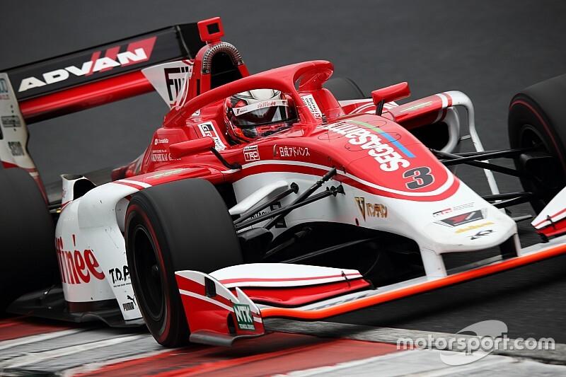Okayama Super Formula: Yamashita scores maiden win