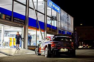 Jednolite zaplecze serwisowe w WRC?