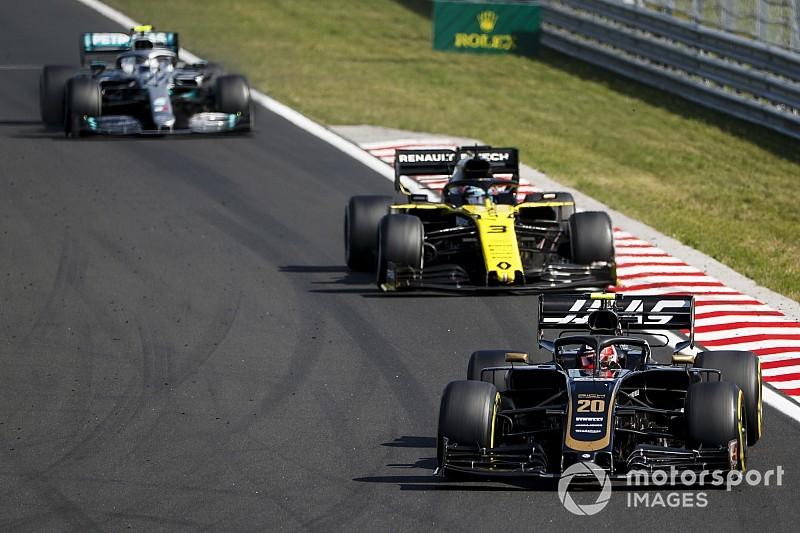 Ricciardo: Magnussennek többet kellett volna kapnia egy figyelmeztetésnél