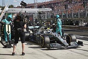 GP del Belgio: solo la Mercedes scommette sulle gomme Medie