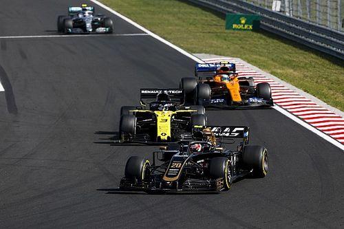 """Ricciardo niet blij met Magnussen: """"Waarschuwing niet genoeg"""""""