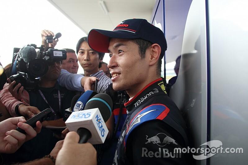 初のFP1走行を終えた山本尚貴「憧れだったF1を身近に感じられた」