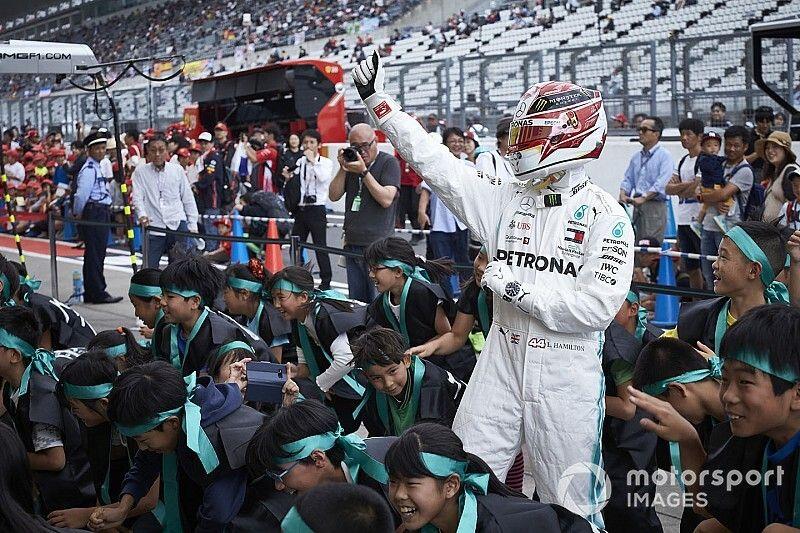 Wir lieben Japan: Die verrücktesten Formel-1-Fans in Suzuka
