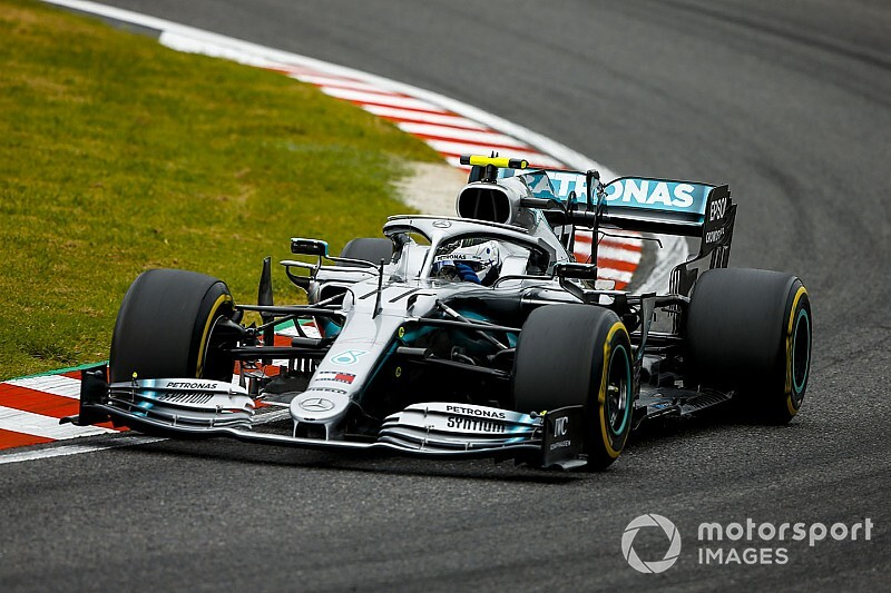 Japanese GP: Bottas tops FP2 session that could decide grid