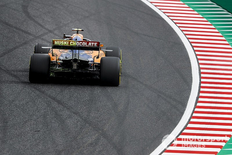 McLaren kontynuuje rozwój