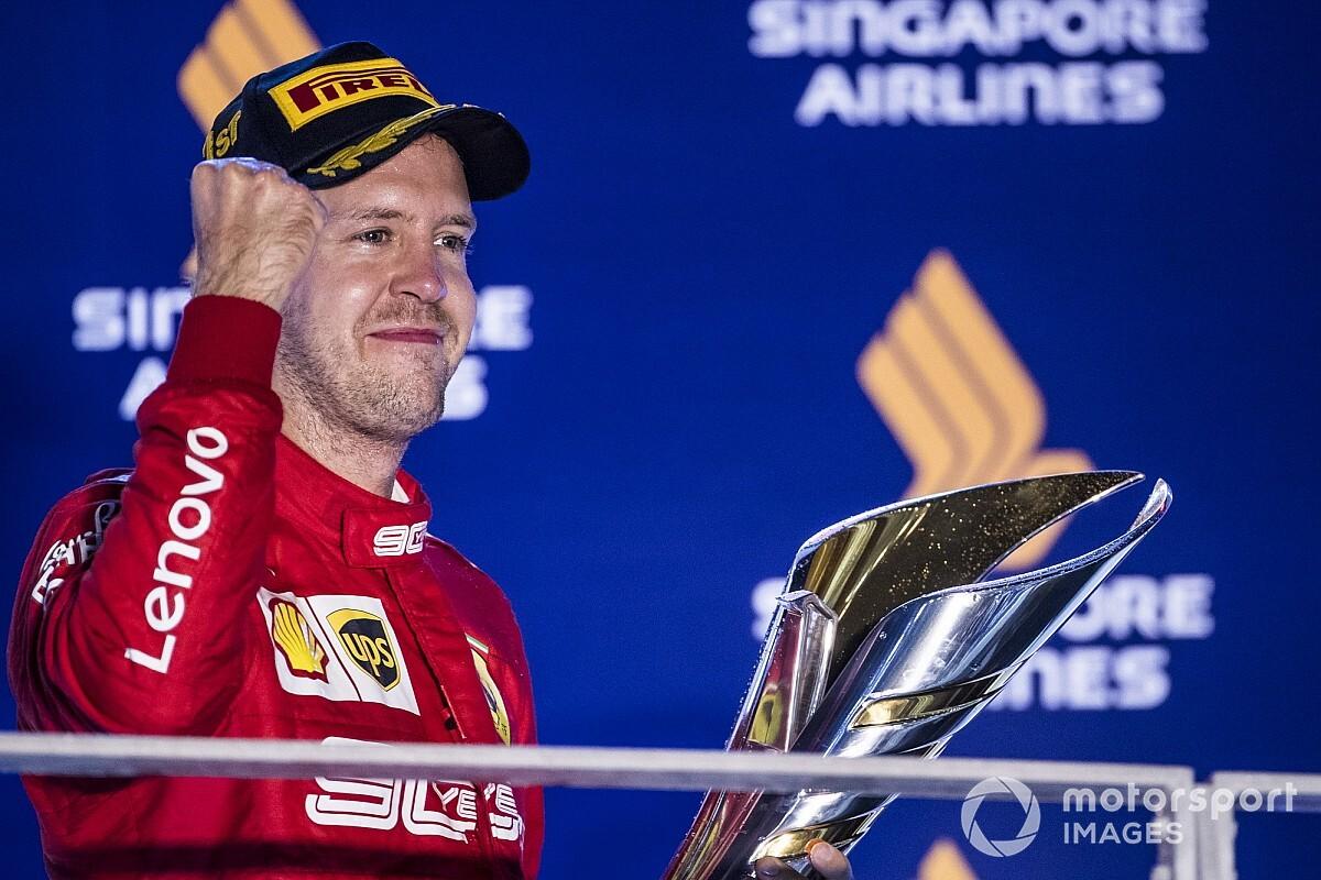 Vettel Szocsiban is megtenné az utolsó lépést