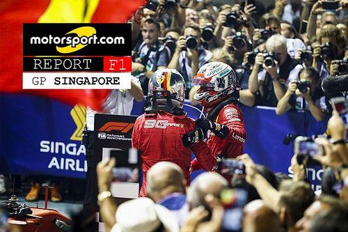 Motorsport Report F1: Rosso di sera, a Maranello si spera!
