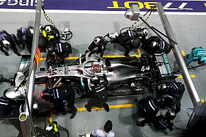 Retroscena Mercedes: strategia sbagliata col timore gomme