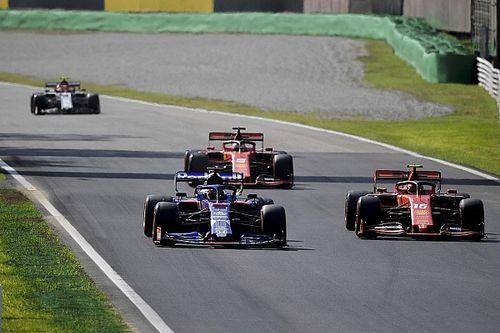 Vettel questionne la stratégie Ferrari et le dépassement de Leclerc