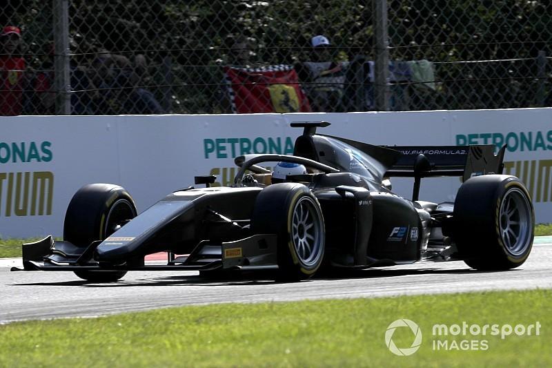 Alesi debuta los neumáticos de 18 pulgadas en pista