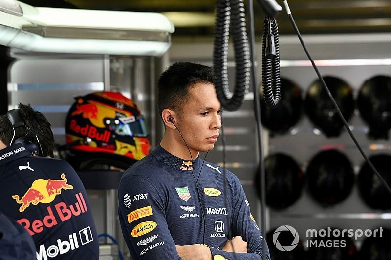Albon nem fújná fel az F1-es blamát Monzában