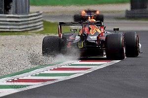 Le moteur Honda de Verstappen s'est mis en mode sécurité