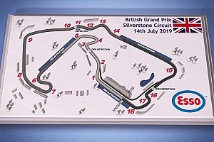 Promoted: British Grand Prix Preview with Esso Synergy Fuel