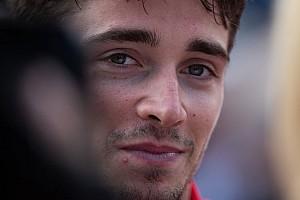 """Leclerc: """"Mi piace andare a correre in notturna"""""""