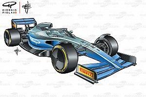 F1 bantah klaim semua mobil 2021 akan terlihat sama