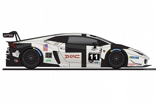 Magnus Racing to run Apollo 11 tribute livery at Lime Rock
