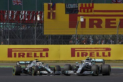 Hamilton és Bottas lemásolta Alonso és Vettel csatáját: videó