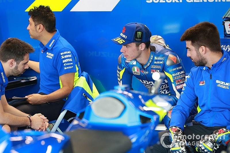 """Brivio: """"Ducati no está muy por delante de Suzuki"""""""