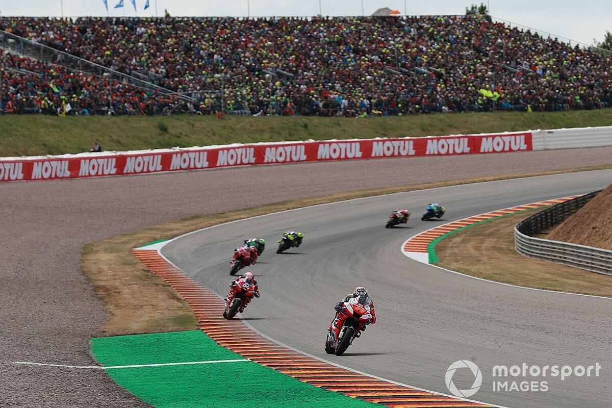 MotoGP: anche il round del Sachsenring viene rinviato