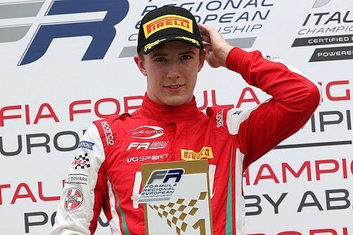 Formula Regional, Hungaroring: Vesti vince anche Gara 3 nonostante un guasto nel finale