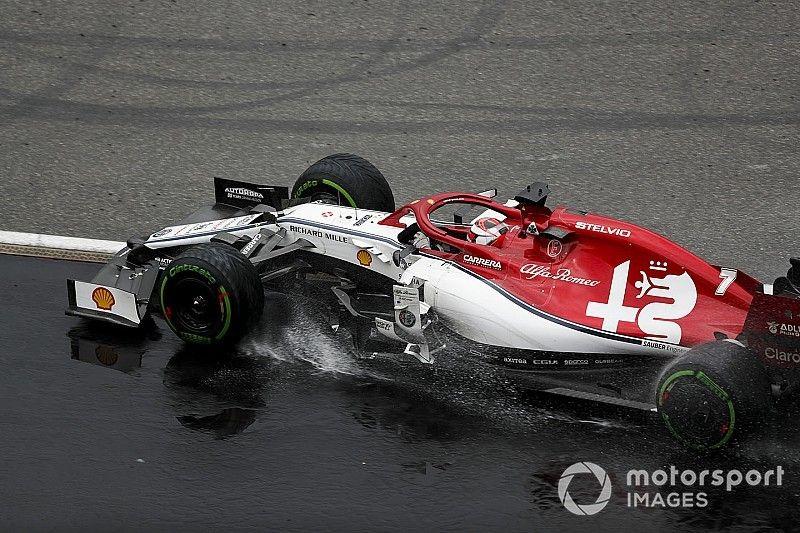 Penalizan a los Alfa Romeo, Hamilton y Kubica logran puntos