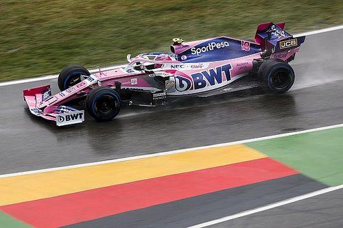 Stroll says mistake cost him German GP podium