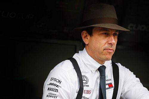 """Wolff: El fin de semana fue de """"Armageddon"""" para Mercedes"""