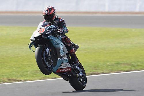 Test MotoGP Misano, Giorno 2: Quartararo si conferma