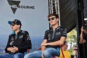 Russell: Não quero apenas disputar com Kubica, mas entendo momento
