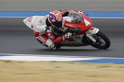 ATC Thailand: Red Flag warnai balapan, Afridza podium