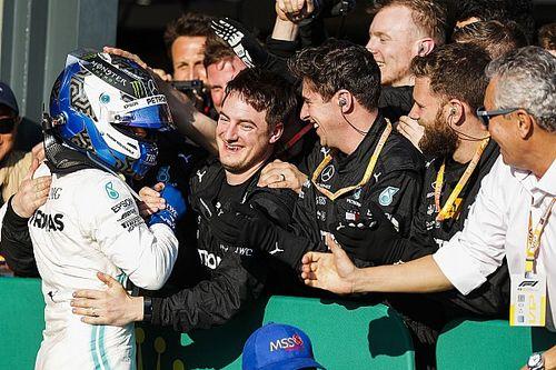 Bottas también se lleva el primer 'Piloto del día' de 2019