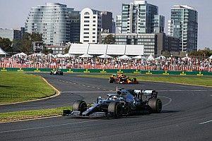Mercedes descobre danos no assoalho do carro de Hamilton no GP da Austrália