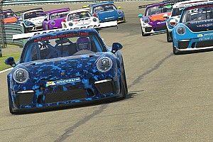 Porsche lanza su eSports Supercup