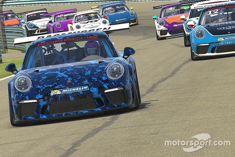 Porsche lanceert Esports Supercup als eerste virtuele merkencup