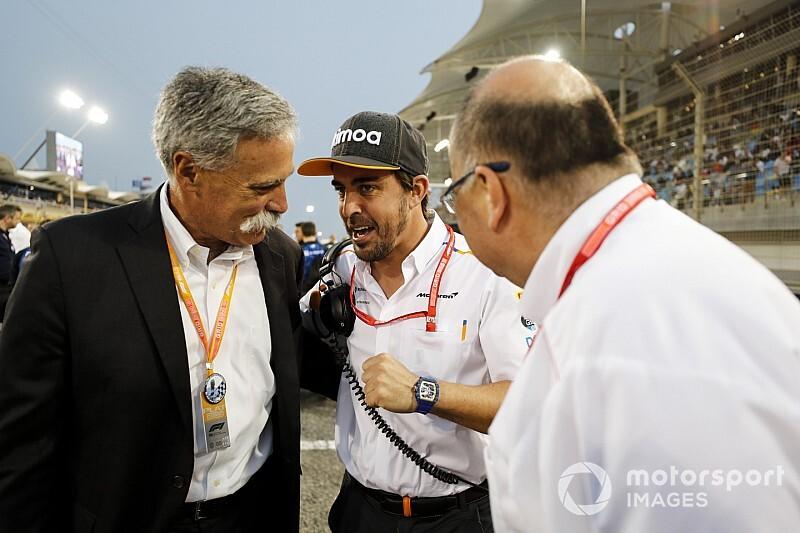 """Alonso: """"Yarışmak şu an 1000. önceliğim"""""""