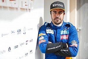 "Alonso: ""Je n'en ai pas fini avec la F1"""
