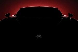 Que sait-on de la nouvelle Bugatti?