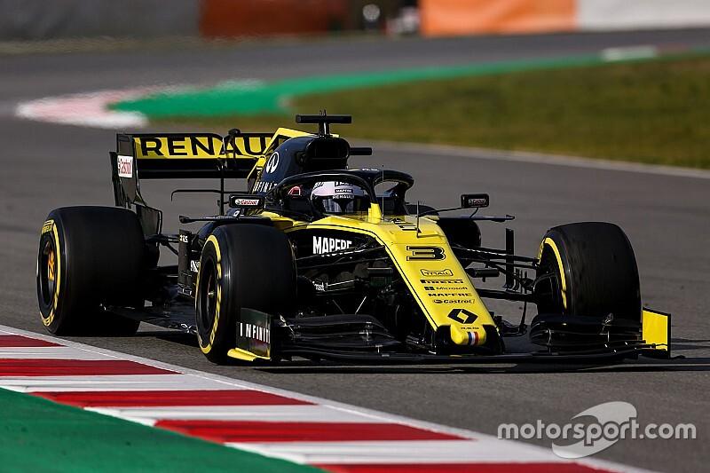 Риккардо: Поражение от Toro Rosso было бы ударом под дых