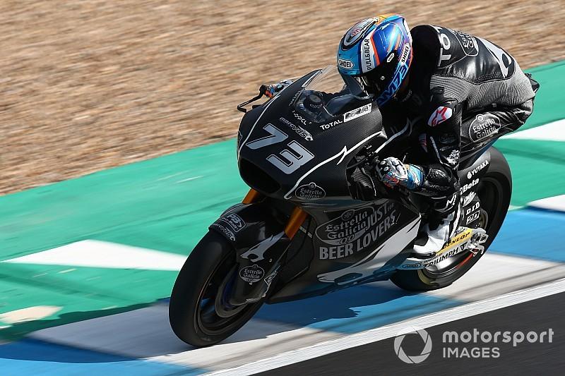 Moto2, Test Jerez, Giorno 2: Alex Marquez detta il ritmo. Baldassarri e Marini in Top 5