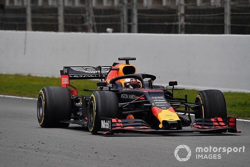 """Verstappen delighted with Red Bull-Honda's """"calm"""" start"""