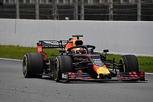 "Verstappen delighted with Red Bull-Honda's ""calm"" start"