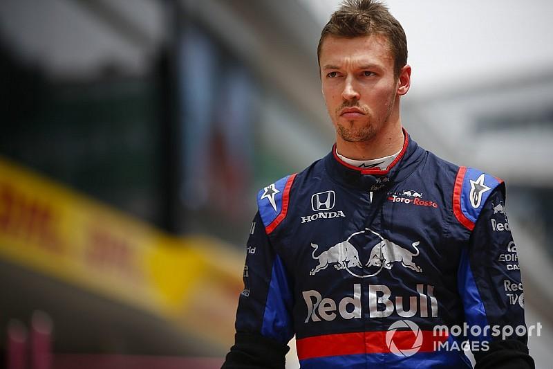 Toro Rosso nilai penalti Kvyat tidak adil