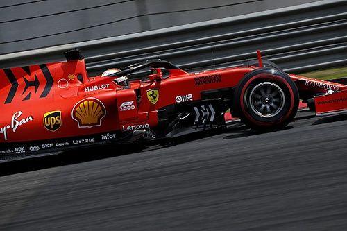 Vettel ne pouvait pas aller chercher les Mercedes