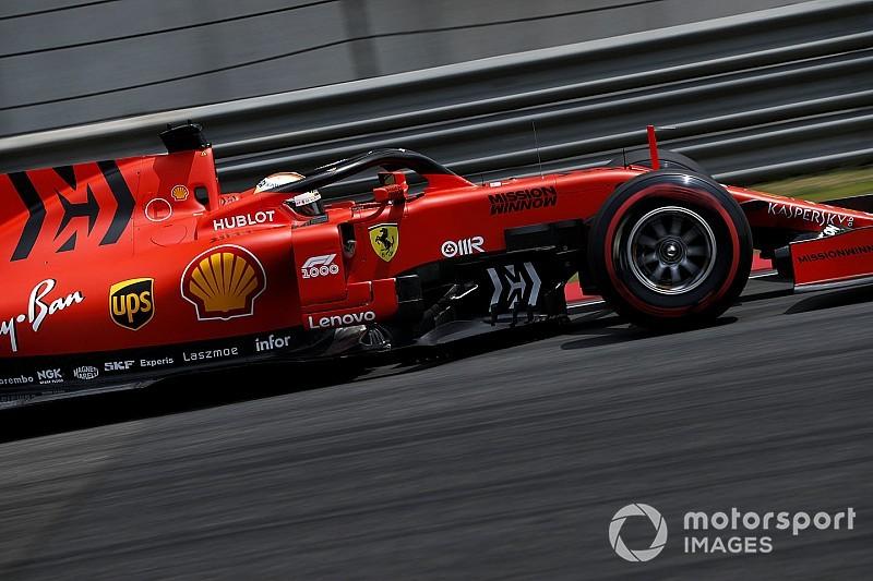 Aerodynamiczny błąd Ferrari