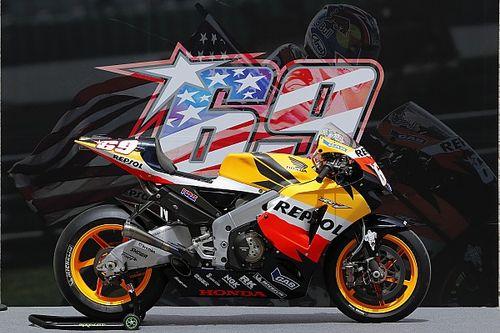 Nomor 69 Nicky Hayden resmi dipensiunkan dari MotoGP