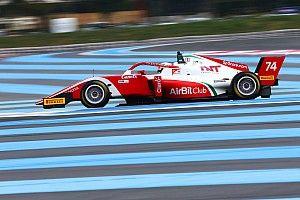 Assista AO VIVO a corrida 3 da Fórmula Regional Europeia em Paul Ricard