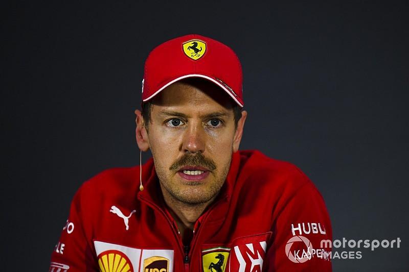 Norris cree que el bloqueo de Grosjean se debió a Vettel